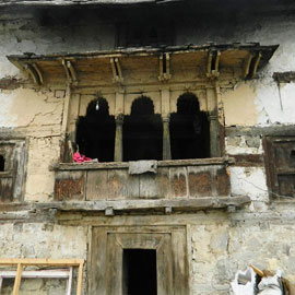 old himalayan house uttrakhand